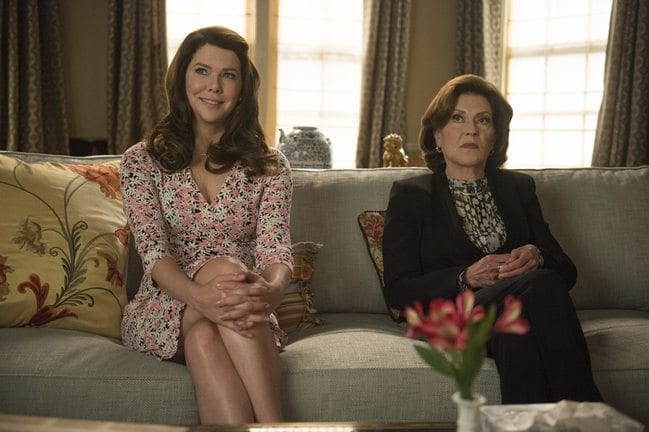 gilmore girls year in the life spring