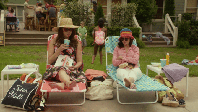 gilmore girls year in the life summer