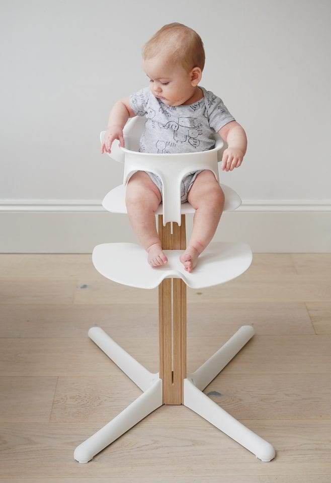 Nomi Highchair Our Review Sorry About The Mess