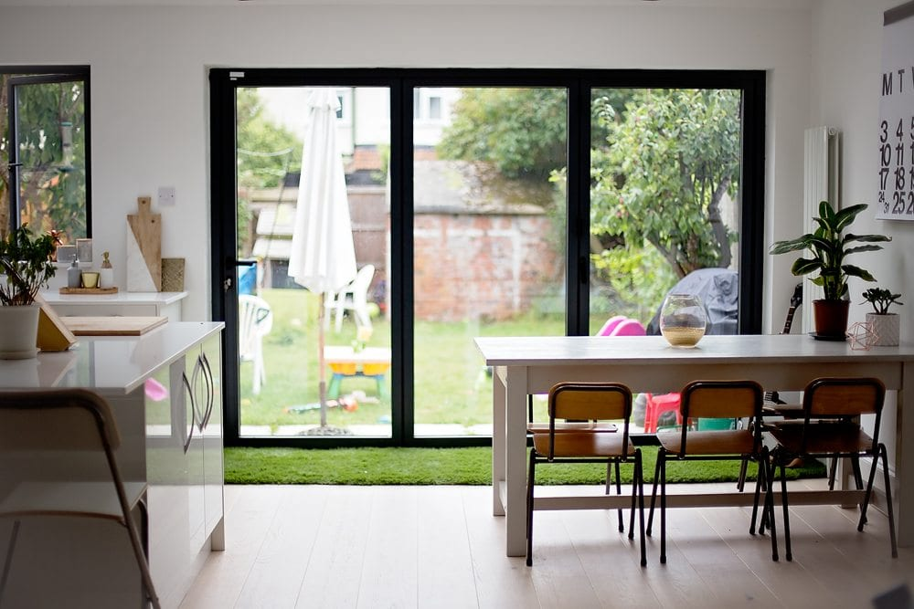 bifold doors & Choosing bifold doors - Our decision making process \u2013 Sorry About ...